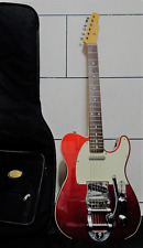 Fender TL62B-100BTX Car (Ferrari Red) Telecaster w/Bigsby 2004 Japan