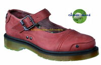 """DOC DR. MARTENS  """"MARY JANE"""" 12114601 TRIUMPH DEEP RED"""