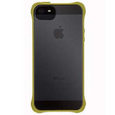 Griffin Gb36415 Green Survivor Crystal Clear Case Cover for Apple iPhone 5