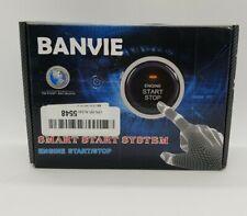 New listing Banvie Smart Start System Button Engine Start/Stop Es002 Immobilizer