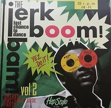 LP -♫ JERK BOOM! BAM! # 2 ♫ - 60s GREASY RHYTHM'N'SOUL DANCE FLOOR FILLERS!!!!