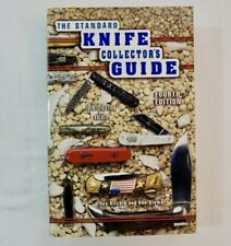The Standard Knife Collector's Guide: Identification & Values; Autographed copy