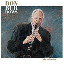 DON BURROWS THE COLLECTION 3 CD NEW