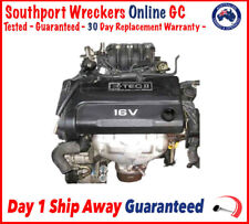 Holden Barina TK Engine Motor 1.6L 4Cyl F16D3 05-12 131000 KMS 60 Day Warranty
