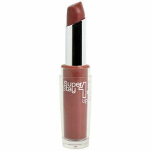 Maybelline New York Superstay 14 hour Lipstick, 050 Ceaseless Caramel