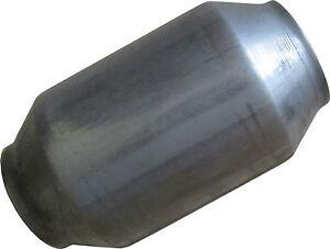 "Catalytic Converter DIESEL 2.5"" 200 cell Stainless Steel, HIGH FLOW"