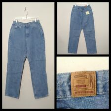 Riders 1306826 Silver Buckle Back High Grade Jeans Women 30x33 Inv#A6347