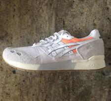 Men's Asics GEL-Lyte Onsitsuka Tiger Running Casual Shoes Sz 10.5 White Orange