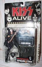 "Gene Simmons KISS The Demon 6"" Inch Action Figure Toy New McFarlane Kiss Alive"