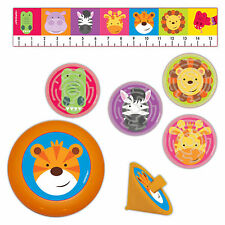 24 Piece Jungle Friends Animals Children's Birthday Party Value Loot Favour Pack