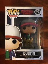 Funko Pop! Vinyl Television Stranger Things Dustin 424 Series One