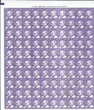 MAHATMA GANDHI.25ps 2015 11th DEFINITIVE Builders of Modern India 3 Full Sheets
