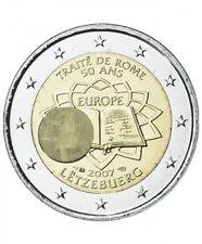 """Commémorative Luxembourg 2007 """" Traité de Rome """""""