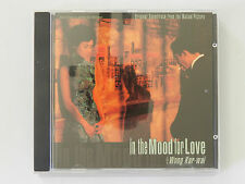 CD In the Mood for Love Original Soundtrack from the Motion Picture