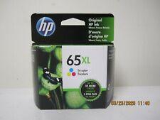 HP 65XL color ink cartridge EXP. SEP 2022