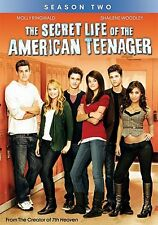 NEW The Secret Life of the American Teenager: Season 2 (DVD)