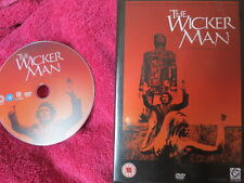 THE WICKER MAN (CHRISTOPHER LEE / EDWARD WOODWARD) + dispatch in 24 hrs