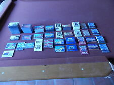 NEW LOT OF (146) HISTORIC ROUTE 66 REFRIGERATOR MAGNETS 3 1/2 x 2 1/2  FRIDGE