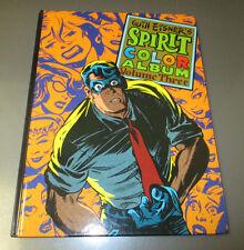 1983 Will Eisner THE SPIRIT Color Album vol. 3 HC 96 pgs FVF