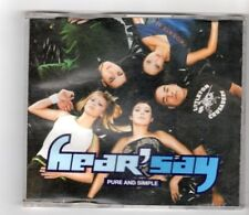 (HX218) Hear'say, Pure And Simple - 2001 CD