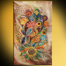 The bouquet of Life top quality giclee print figurative Jewish Elena Kotliarker