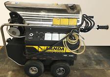 Used Landa Phws5 Electricdiesel 5gpm 3000psi Hot Water Pressure Washer