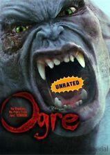 Ogre (DVD, 2009, Unrated) Rare, OOP, Katherine Isabelle, Brendan Fletcher