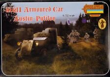 Strelets 1/72 WWI Armored Car Austin-Putilov # A011