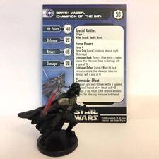 Darth Vader Champion Star Wars Miniature Perfect For Imperial Assault, Legion.