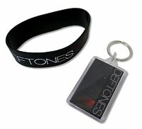 Deftones 2 Piece Set Koi No Yokan Keychain & Silicone Wristband New Official