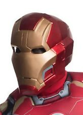 ADULT IRON MAN MASK Age of Ultron VACUFORM COSTUME Accessory