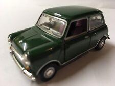 Cararama Hongwell Mini Cooper Green
