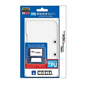Hori TPU Duraflexi Protect Case Cover Clear for NEW Nintendo 3DS LL XL