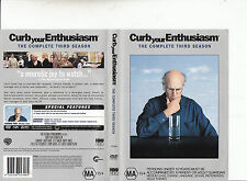 Curb Your Enthusiasm-Complete Third Season-2000/11-TV Series USA-2 Disc-DVD