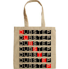 DUBSTEP MUSIC- NEW AMAZING GRAPHIC HAND BAG/TOTE BAG