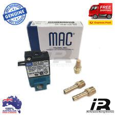 ✶GENUINE MAC 3 Port Electronic Boost Control Solenoid Valve #35A-AAA-DDBA-1BA