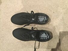 Adidas Crazyquick Malice All Blacks 2015 World Cup Rugby Boots Size UK7