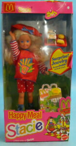 1993 Mattel McDonald's Happy Meal Stacie Barbie Doll