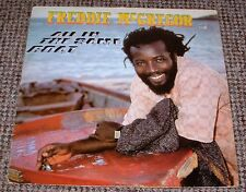 """FREDDIE McGREGOR ALL IN THE SAME BOAT 12"""" LP UK REAL AUTHENTIC SOUND LABEL 1986"""