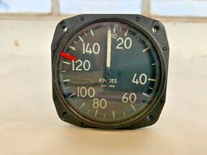 Aircraft Airspeed Indicator Gauge L82071-10-000 6610-99-194-6238 EX-MOD