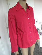 Betty Barclay tolle Bluse 40   rot langarm
