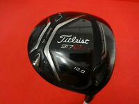 TITLEIST 917 D2 12° Adjustable Driver RH Project X Even Flow 65g 6.0 Stiff Flex