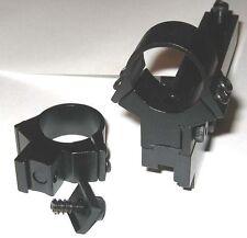 Swiss Schmidt Rubin K31 K-31 no gunsmith clamp-on scope mount + aluminum rings