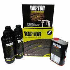 UPO 821V, Tintable Spray On Raptor Bed Liner Kit with FREE Spray Gun