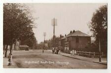 More details for stevenage high street south end vintage rp postcard hertfordshire 355c