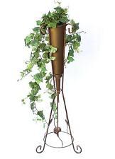 Blumensäule mit Vase Art.380 Blumenständer 100 cm Pflanzsäule Pflanzständer