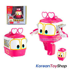 Robot Trains SELLY Transformer Robot Toy Korean Animation Transforming w/ Becky