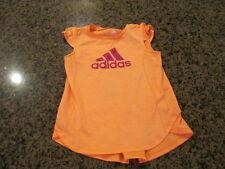 Adidas Shirt Youth girls 6 climalite sleeveless top