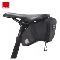 Road Cycling Bike Bicycle Saddle Bag Back Rear Tail Seat Wedge Pack Sack Pannie