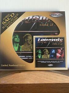Legends - Crank It Up  Audio Fidelity SACD (Hybrid, Compilation, Remastered)